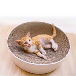 Rascador cama para gato 1